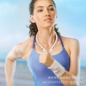 掛脖耳機頸掛式藍芽耳機運動掛脖式4.1跑步防水防汗 外貿新款 道禾生活館