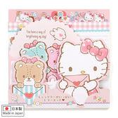 Hello Kitty信紙 日製造型信紙組/信封 [喜愛屋]