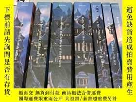 二手書博民逛書店哈利波特15周年紀念版Special罕見Edition Harry Potter Paperback Box Se