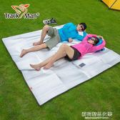 戶外防潮墊3人-4人防水隔熱鋁膜雙人帳篷地墊隔熱野餐墊【蘇荷精品女裝】