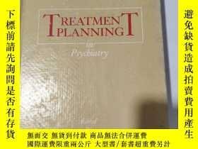 二手書博民逛書店TREATMENT罕見PLANNING IN PSYCBIATR
