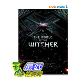 [104美國直購] The World of the Witcher $1478