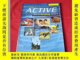 二手書博民逛書店ACTIVE罕見skiIIs for Reading Book【