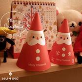 四入 聖誕老人 立體 圓錐卡片 Merry Christmas 耶誕卡片 婚禮小物 聖誕卡 賀卡 『無名』 J12102