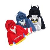 兒童卡通外套 中大童連帽外套 雙層夾克 卡通造型童裝 SK11814 好娃娃