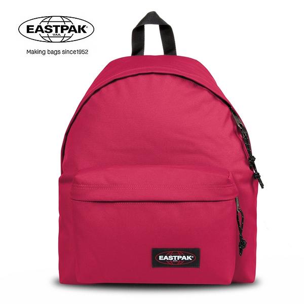 【EASTPAK】Padded Pak'r®後背包 One Hint Pink【威奇包仔通】(476162015802)