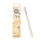 【雄獅】NO. 1171-HB小蜜蜂三角塗頭鉛筆 12支/盒 ~新上市