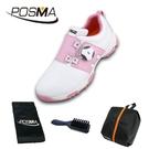 兒童高爾夫球鞋 女童防滑透氣球鞋 golf shoes GSH099WPNK
