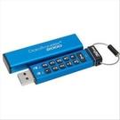 新風尚潮流 金士頓 加密隨身碟 【DT2000/32GB】 32G 32GB DataTraveler 數字鍵 硬體加密 XTS AES