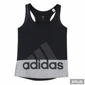 Adidas 女 LOGO TANK 背心(基本款)-CV7811