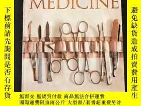 二手書博民逛書店罕見DK百科全書 醫學百科 Medicine The Definitive IllustratedY26245