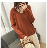 部分現貨 百搭基本款多色V領針織衫 CC KOREA ~ Q21269