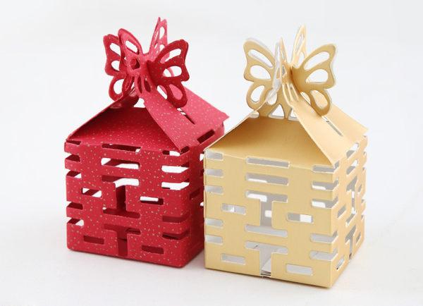 娃娃屋樂園~1117彌月喜帖 50張2750元/婚禮小物/二次進場