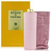 Acqua Di Parma Rosa Nobile 高貴玫瑰花女性淡香精 20ml 皮革隨身噴霧瓶 內附絨布套 [QEM-girl]