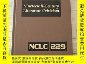 二手書博民逛書店Nineteenth罕見-Century Literature Criticism 第十九世紀文學批評Y167