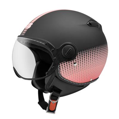 【摩摩帽】ZEUS ZS-210C 210C DD82 半罩式安全帽 半罩 飛行帽 消黑粉