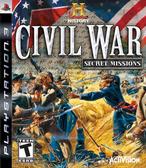 PS3 歷史頻道 南北戰爭:秘密任務(美版代購)