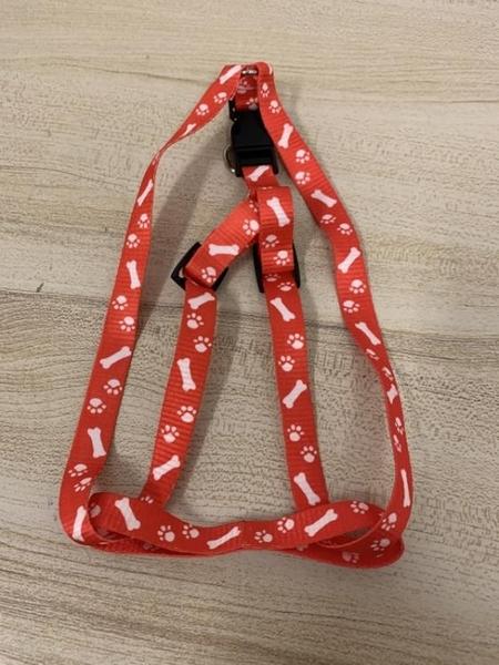 可愛小型寵物外出背包帶胸背帶牽引繩牽繩項圈(777-4657)