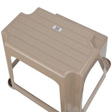 KEYWAY 中登山梯椅 PP-0187 36.5x36.1x33.9cm