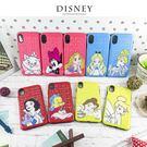 Disney迪士尼iPhone Xs Max磨沙雙料殼_畫報系列