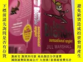 二手書博民逛書店jane罕見blonde sensational spylet: 簡·金發美女性感的小精靈...Y200392