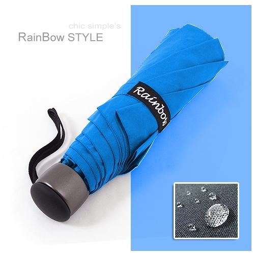 【RainSky】RB精工12角切割 潑水性晴雨傘/ 傘 抗UV傘 折疊傘 非自動傘 洋傘 陽傘 大傘 防風 潑水+4