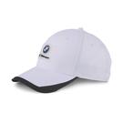 Puma BMW Logo 白色 運動帽 老帽 聯名款 遮陽帽 六分割帽 經典棒球帽 運動帽 02280102