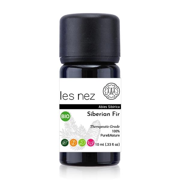 【Les nez 香鼻子】100%天然單方西伯利亞冷杉精油 10ML