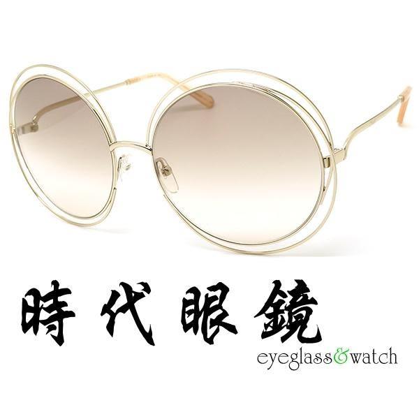 【台南 時代眼鏡 CHLOE】太陽眼鏡 CE114S 724 法國時尚 巴黎的浪漫與自信 公司貨開發票