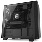 NZXT 恩傑 H400 電腦機殼 黑 產品編號:CA-H400B-B1
