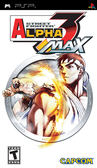 PSP Street Fighter Alpha 3 Max 快打旋風Alpha 3 MAX(美版代購)