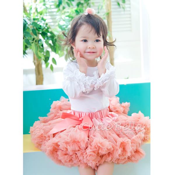Cutie Bella蓬蓬裙Coral,130CM