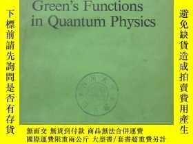 二手書博民逛書店Green S罕見Functions in quantum ph