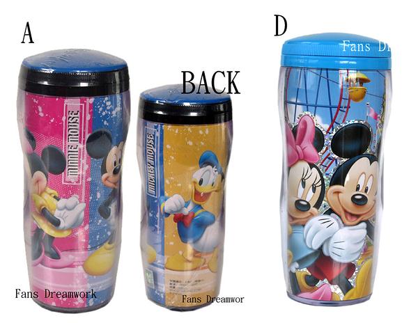 【卡漫城】 迪士尼 隨手杯 剩A款 ㊣版 Mickey 米奇 米妮 唐老鴨 Minnie 水杯 曲線杯 隨身杯 米老鼠