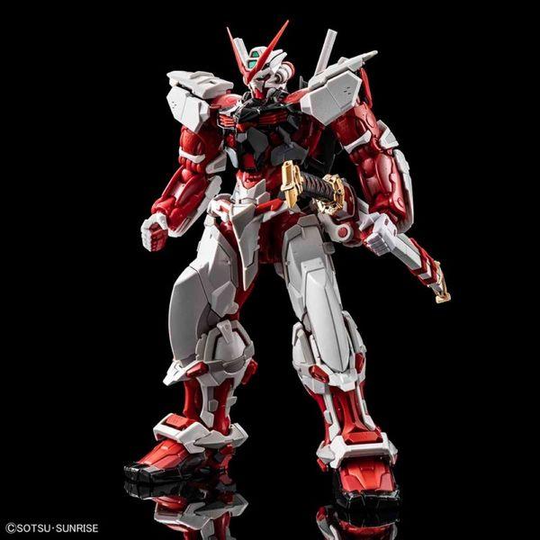 鋼彈模型 HIrM Hi-Resolution Mode 1/100 紅異端 Astray 紅色機 SEED 外傳 TOYeGO 玩具e哥