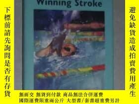 二手書博民逛書店英文原版罕見The Winning Stroke by Matt