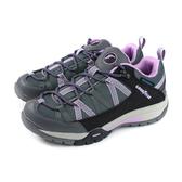 GOOD YEAR 固特異 運動鞋 登山鞋 灰/紫 防水 女鞋 GAWO82538 no052