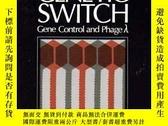 二手書博民逛書店A罕見Genetic Switch: Gene Control