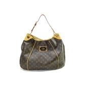 LV LOUIS VUITTON 路易威登 原花肩背包 南瓜包 Galliella GM M56381 【BRAND OFF】