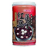 親親紅豆蓮子320g*6罐/組【愛買】