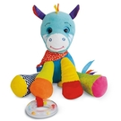 GMP BABY 法國娃娃Doudou 花驢子聲音玩具遊戲布偶 (20cm)
