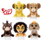 【日本正版】獅子王 排排坐玩偶 拍照玩偶 公仔 坐坐人偶 迪士尼 204920 204937 204944 204951 204968
