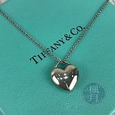 BRAND楓月 TIFFANY&CO. 蒂芬妮 925純銀 愛心項鍊 配件 配飾 時尚單品 品牌銀飾