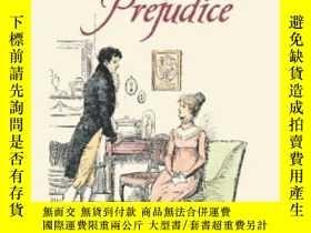 二手書博民逛書店Pride罕見and Prejudice(簡·奧斯丁《傲慢與偏見