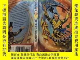 二手書博民逛書店diana罕見Wynne Jones mixed magics :戴安娜懷恩瓊斯混合魔術Y200392