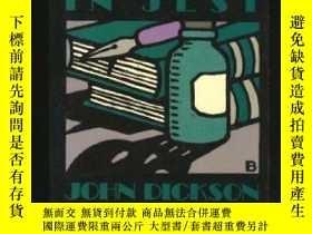 二手書博民逛書店Poison罕見In JestY364682 John Dickson Carr Collier Books