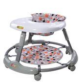嬰兒學步車 防側翻多功能6-7-18個月寶寶兒童男女孩可坐折疊學行車 好康8折鉅惠