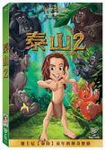 迪士尼動畫系列限期特賣 泰山2 DVD (音樂影片購)