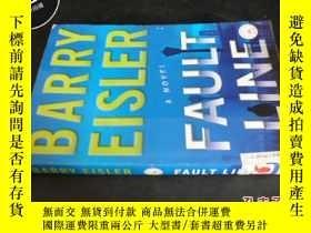 二手書博民逛書店rarry罕見eisler fault line5919