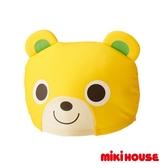 MIKI HOUSE 抗UV可愛 普奇熊泳帽(黃)